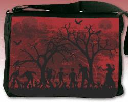zombie grunge bag