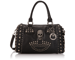 studded doctor bag