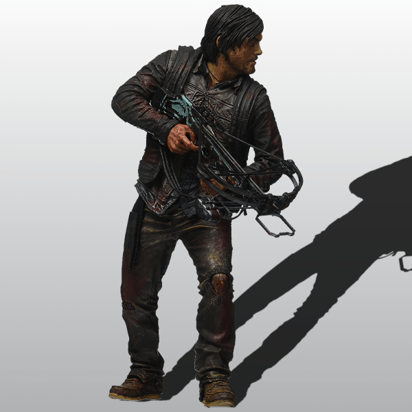 daryl and crossbow