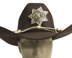 rick carl grimes hat