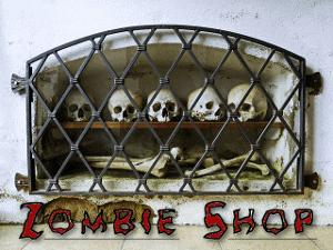 Zombie shop