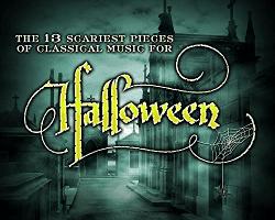 halloween Music CD Vinyl