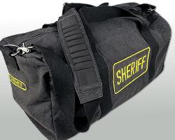 rick grimes sheriff bag