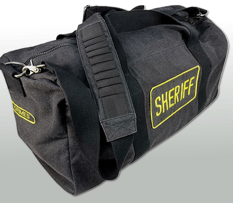rick grimes duffel bag
