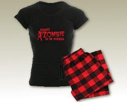 zombie pyjamas