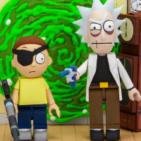 Evil Rick & Morty