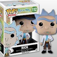 Funko POP Rick