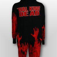 Walking Dead Zombie pajamas