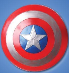 captain america womens costume