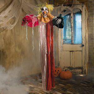 Hanging Evil Clown