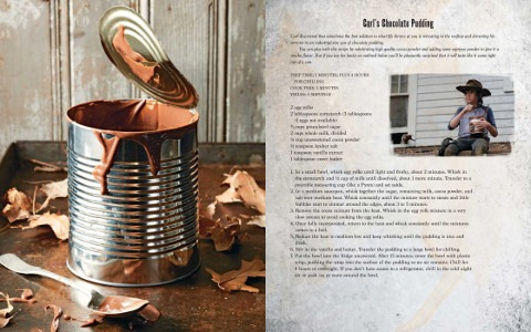 Walking Dead Official Cookbook and Survival Guide