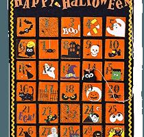 halloween advent calendars