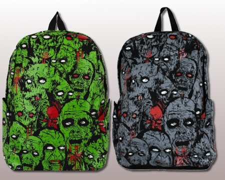 Banned zombie bag
