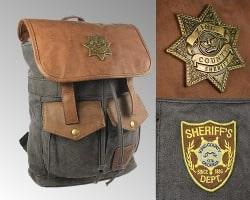 Walking Dead Bag Rick Grimes