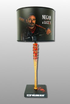 Walking Dead Lucille Lamp