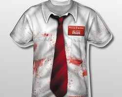 Shaun of the dead shirt