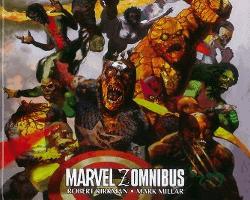 marvel zombies zomnibus