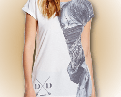 daryl sublimation shirt