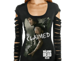 daryl claimed t shirt