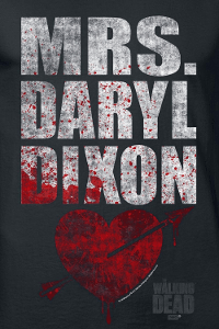 Mrs Daryl Dixon shirt