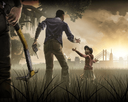 The Walking Dead Season 1 Game