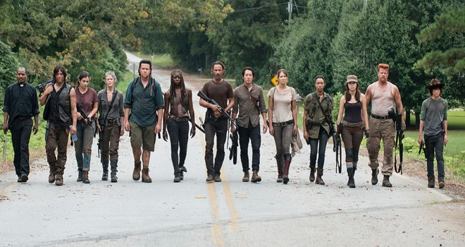 AMC Walking Dead