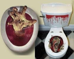 Zombie Toilet Seat
