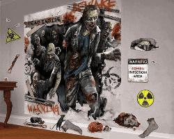zombie scene