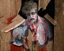 Zombie Door