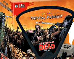 walking dead trivial pursuit