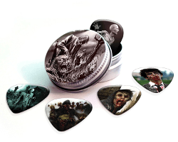 Zombie Guitar Picks