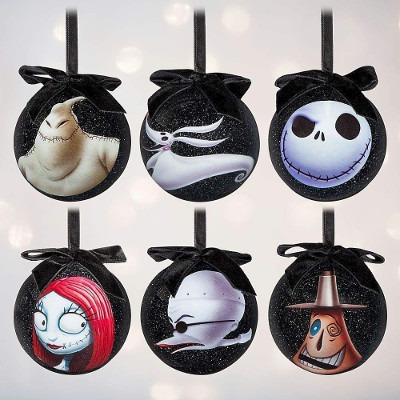 Nightmare Before Christmas Zombie.Nightmare Before Christmas Baubles Zombie Pit