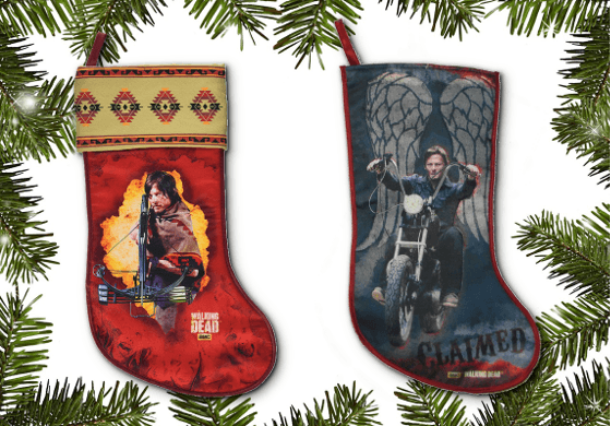 daryl dixon christmas stocking