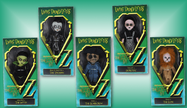 living dead dolls from oz