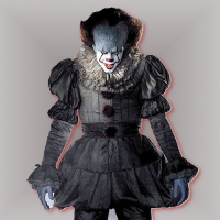 Pennywise Cardboard Cutout