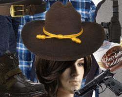 8ae21a7ac3a Carl Grimes Costume - The Walking Dead Cosplay