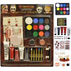 Halloween Makeup Family Pack