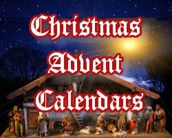 Christmas Advent Calendars