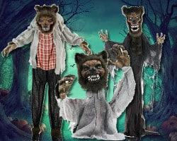 Werewolf Animatronic
