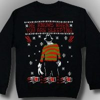 Freddy Krueger Christmas Sweatshirt