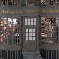 Harry Potter Ollivander Wand Shop Ornament