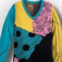Nightmare Before Christmas Sally Sweater Dress