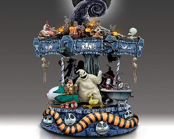 Nightmare Before Christmas Carousel