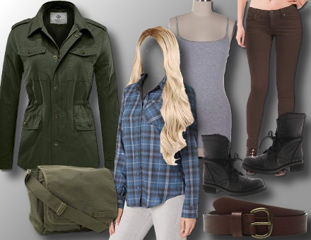 Warm Bodies Julie Costume