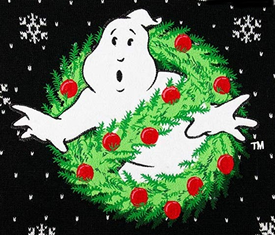 Ghostbusters Christmas Sweater