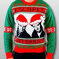 Home Alone Wet Bandits Christmas Sweater