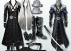 Final Fantasy 7 Sephiroth Costume
