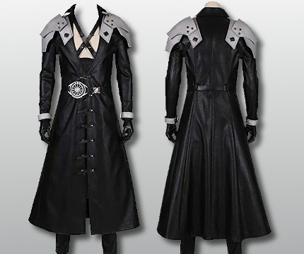 Final Fantasy 7 Sephiroth Suit