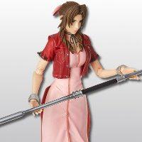 Aerith Gainsborough Action Figure Final Fantasy VII