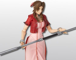 Aerith Gainsborough Action Figure